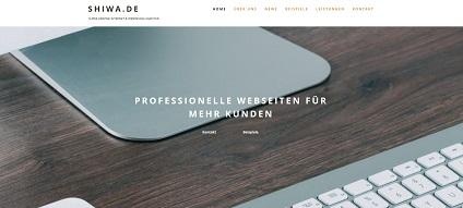 Webdesign – Ihr Internetauftritt
