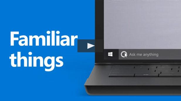 Microsoft Windows 10 erscheint am 29. Juli